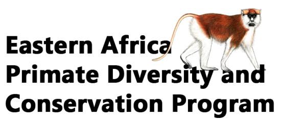 EA Primate Diversity & Conservation Logo